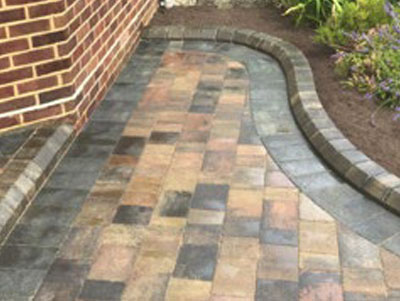 Permable Paving