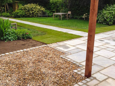 Paved Paths & Patios